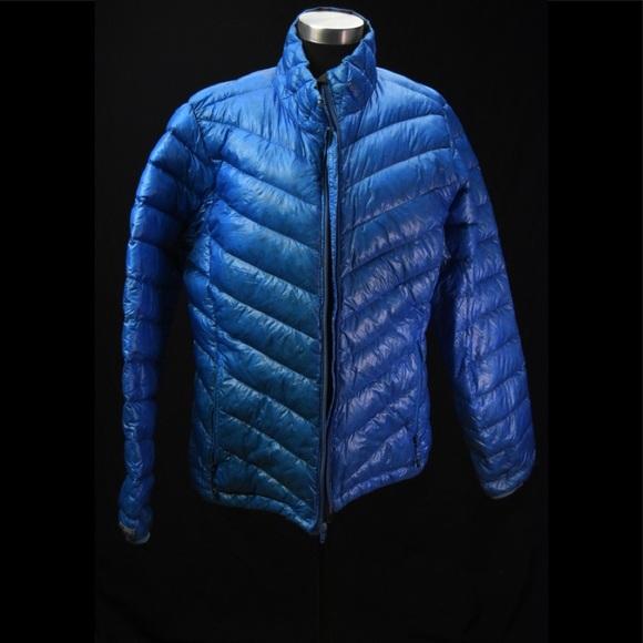 fb8f1241da Eastern Mountain Sports Jackets & Blazers - EMS Ascent Series XL Blue Down  Jacket